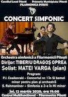 bilete Concert simfonic cu Matei Varga si Tiberiu Dragos