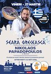 bilete Seara Greceasca cu Nikolaos Papadopoulos la Beraria H
