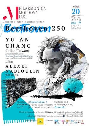 Concert simfonic extraordinar Beethoven 250