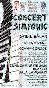 bilete Concert Simfonic la Valcea