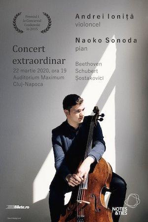 Concert extraordinar Andrei Ionita si Naoko Sonoda