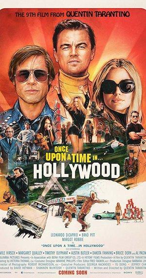 Volt egyszer egy. .. Hollywood