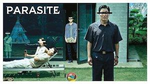Élősködők - Parasite