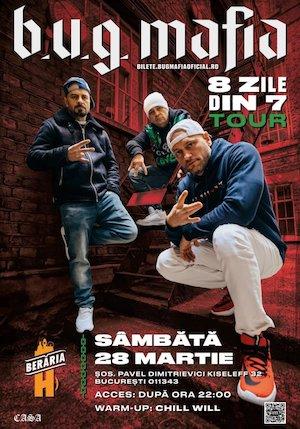 Concert BUG Mafia