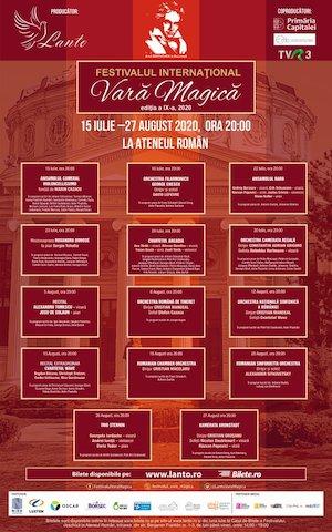 Bilete la  Festivalul Vara Magica