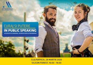 Bilete la  Workshop - Curaj si Putere in Public Speaking