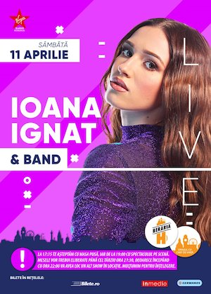 Concert Ioana Ignat