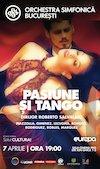 bilete Pasiune si Tango - Orchestra Simfonica Bucuresti