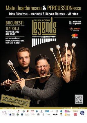 Bilete la  Turneul Național Legends: Classic Rock Meets Contemporary Classics