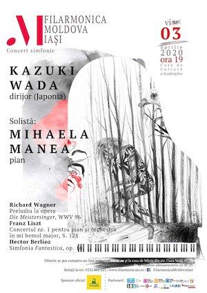 Concert simfonic - Berlioz, Liszt, Wagner