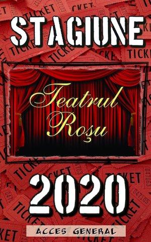 Teatrul Rosu Stagiune