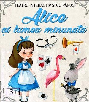 Alice in lumea Minunata Online