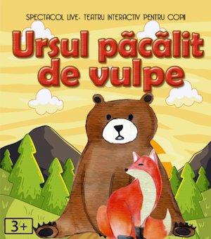 Bilete la  Ursul pacalit de Vulpe Online