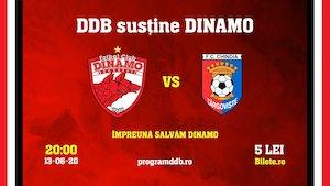 FC Dinamo - Chindia Targoviste
