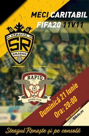 Bilete la  SR Brasov vs FC Rapid Bucuresti
