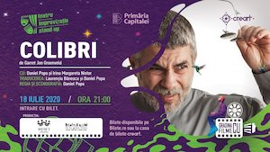 Bilete la  Teatru: Colibri de Garret Jon Groenveld