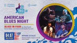 Bilete la  American Blues Night