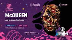 Bilete la  Seara Filmului de Fashion – McQUEEN