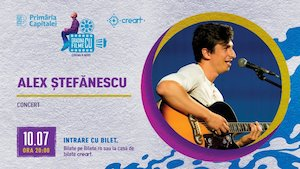 Concert Alex Stefanescu