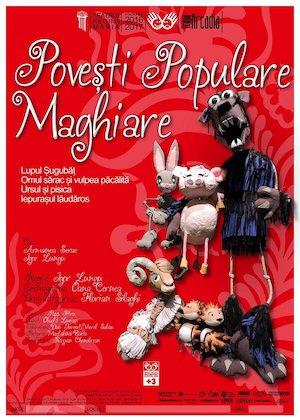 Povesti populare maghiare