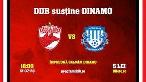 Dinamo Bucuresti vs Politehnica Iasi