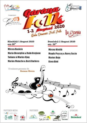 Bilete la  Gala Semenic Fest Folk