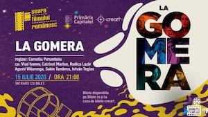 Seara Filmului Romanesc – La Gomera