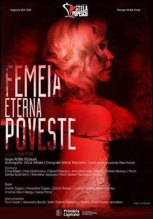 Bilete la  Femeia Eterna Poveste