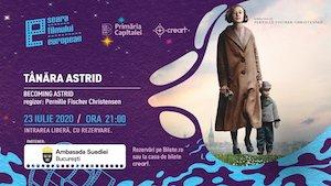 Seara Filmului European – Tanara Astrid