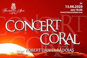 Bilete la  Concert Coral