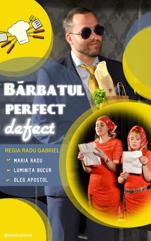 Bilete la  Barbatul perfect defect