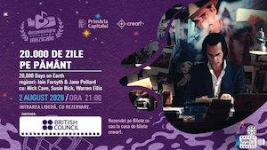 Bilete la  Documentar muzical - 20.000 de zile pe Pamant