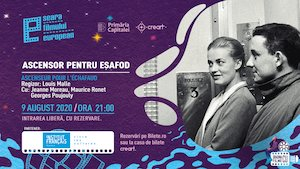 bilete Seara Filmului European – Ascensor pentru Esafod/Ascenseur pour L`Echafaud
