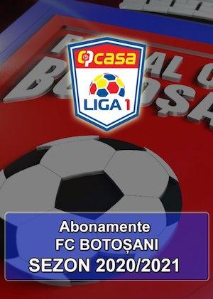 Bilete la  Abonamente FC Botosani