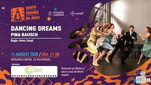 Seara Filmului de Dans: Dancing Dreams – Pina Bausch