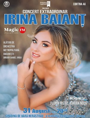 Concert Irina Baiant
