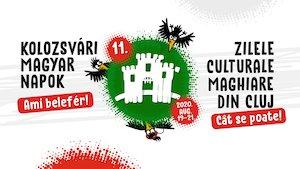 Bilete la  11. Kolozsvári Magyar Napok