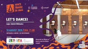 Seara Filmului de Dans - Let's Dance!