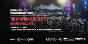 Bilete la  The Symphonic Rock Show