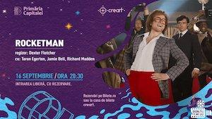 Bilete la  Proiectie Film – Rocketman
