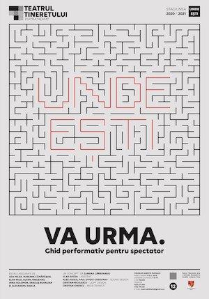 Bilete la  VA URMA. Ghid performativ pentru spectator – Traseul 2