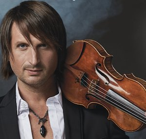 Edvin Marton : The Rock Symphony