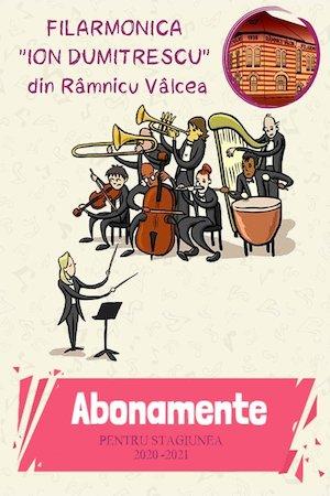 Abonamente Filarmonica Ramnicu Valcea