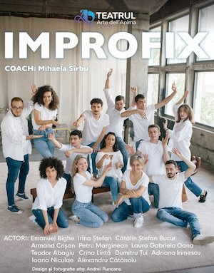 Bilete la  Show de comedie Improfix