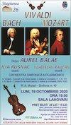 bilete Vivaldi, Bach, Mozart