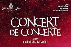 Bilete la  Concert de concerte