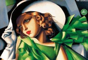 Pictorite celebre si povestea lor fabuloasa
