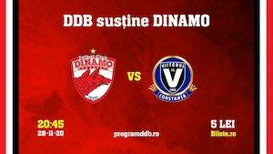 FC Dinamo - FC Viitorul