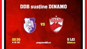FC Arges - FC Dinamo