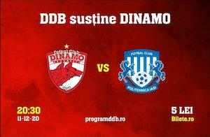 FC DInamo - FC Politehnica Iasi